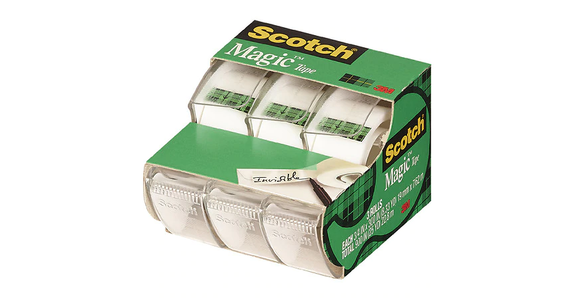 Scotch Scotch Magic Tape, 3/4 in. x 300 in. (3 ct) from EatStreet Convenience - N Port Washington Rd in Glendale, WI