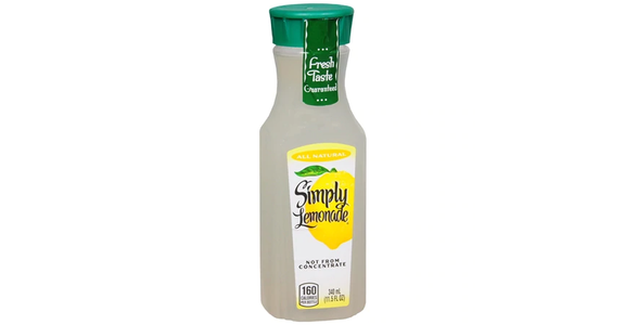 Simply Juice Lemonade (12 oz) from EatStreet Convenience - N Port Washington Rd in Glendale, WI