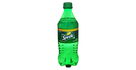 Sprite Soda Lemon Lime (20 oz) from EatStreet Convenience - Branch St in Middleton, WI