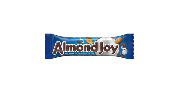 Almond Joy Candy Bars (2 oz) from EatStreet Convenience - N Port Washington Rd in Glendale, WI