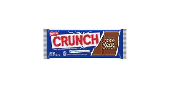 Butterfinger & Co. Crunch Candy Bar (2 oz) from EatStreet Convenience - N Port Washington Rd in Glendale, WI