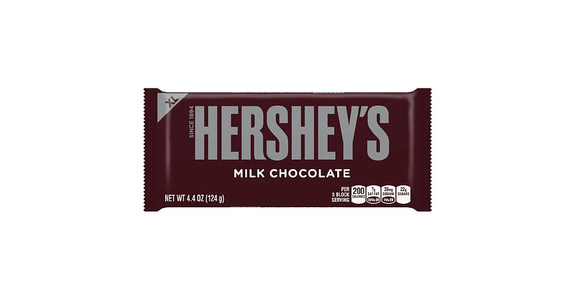 Hershey's Extra Large Chocolate Bar (4 oz) from EatStreet Convenience - N Port Washington Rd in Glendale, WI
