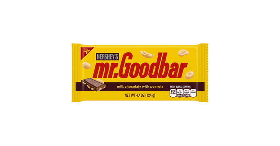 Hershey's Mr. Goodbar Candy Bar (4 oz) from EatStreet Convenience - Branch St in Middleton, WI