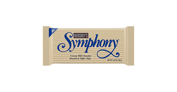 Hershey's Symphony Candy Bar (4 oz) from EatStreet Convenience - Branch St in Middleton, WI
