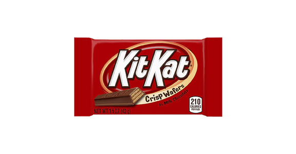 Kit Kat Crisp Wafers Candy Bar (2 oz) from EatStreet Convenience - N Port Washington Rd in Glendale, WI