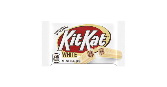 Kit Kat White Crisp Wafers 'n' Creme Standard Bar White (2 oz) from EatStreet Convenience - N Port Washington Rd in Glendale, WI