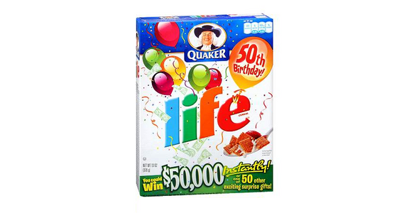 Life Cereal (13 oz) from EatStreet Convenience - N Port Washington Rd in Glendale, WI