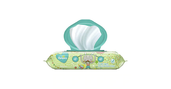 Pampers Baby Wipes Complete Clean Scented (72 ea) from EatStreet Convenience - N Port Washington Rd in Glendale, WI