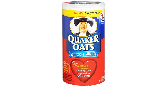 Quaker Quick-1 Minute Oatmeal (42 oz) from EatStreet Convenience - N Port Washington Rd in Glendale, WI