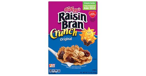 Raisin Bran Breakfast Cereal Original (16 oz) from EatStreet Convenience - SW Topeka Blvd in Topeka, KS