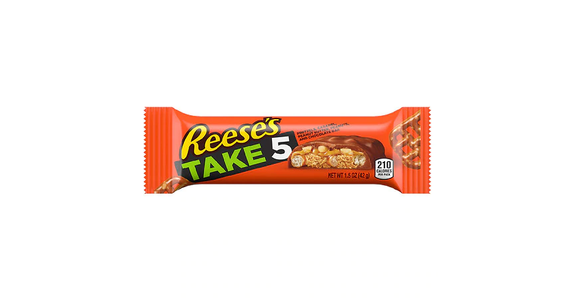 Reese's TAKE5 Candy Bar (2 oz) from EatStreet Convenience - Branch St in Middleton, WI