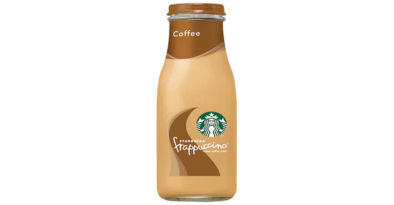 Starbucks Frappuccino Coffee Drink Original (14 oz) from EatStreet Convenience - SW 29th St in Topeka, KS