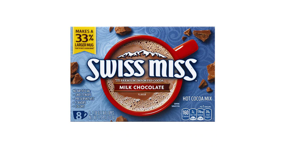 Swiss Miss Hot Chocolate 1.38 oz Packets (8 ct) from EatStreet Convenience - N Port Washington Rd in Glendale, WI