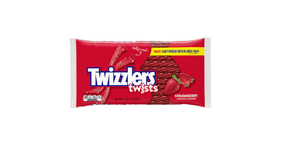 Twizzlers Strawberry Twists (16 oz) from EatStreet Convenience - N Port Washington Rd in Glendale, WI