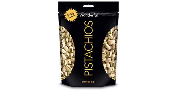 Wonderful No Shell Pistachios Roasted & Salted (6 oz) from EatStreet Convenience - N Port Washington Rd in Glendale, WI