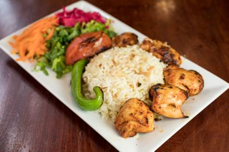Grilled Chicken from Efes Mediterranean Grill in New Brunswick, NJ