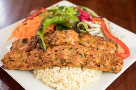 Chicken Adana from Efes Mediterranean Grill - Princeton in Princeton, NJ