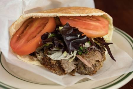 Gyro from Efes Mediterranean Grill - Princeton in Princeton, NJ