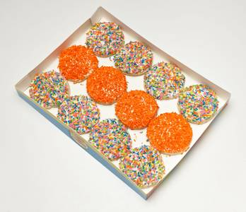 Sprinkle Cookies from Eileen's Colossal Cookies in Lawrence, KS