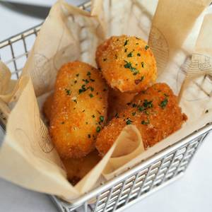 Croqueta con Queso from Estrellon by Tory Miller in Madison, WI