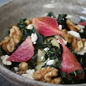 Autumn Beet Salad from Everyday Kitchen in Madison, WI