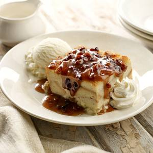 Dave's Award-Winning Bread Pudding from Famous Dave's - Eau Claire in Eau Claire, WI
