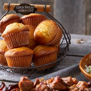 Corn Bread Muffin from Famous Dave's - Green Bay in Green Bay, WI