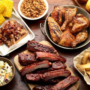 All-American BBQ Feast? from Famous Dave's - La Crosse in La Crosse, WI