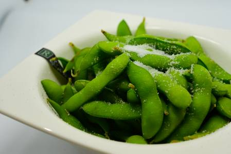 5. Edamame from Fin Sushi in Madison, WI