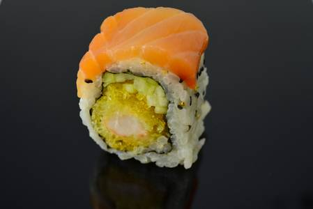 SP1. Lake City Roll from Fin Sushi in Madison, WI