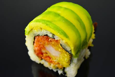 SP11. Bamboo Roll from Fin Sushi in Madison, WI