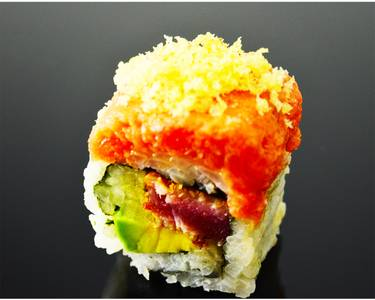 SP14. Out of Control Roll from Fin Sushi in Madison, WI