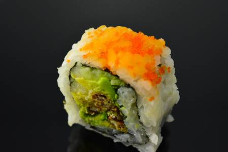 SP3. Spider Roll from Fin Sushi in Madison, WI
