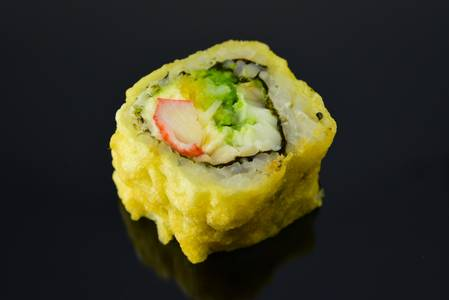 SP4. Dynamite Roll from Fin Sushi in Madison, WI
