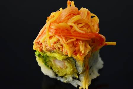 SP6. Firecracker Roll from Fin Sushi in Madison, WI