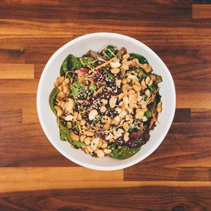 Thai Cashew Bowl from Forage Kitchen - Hilldale in Madison, WI