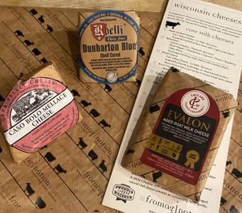 Cheesemonger Collection from Fromagination in Madison, WI