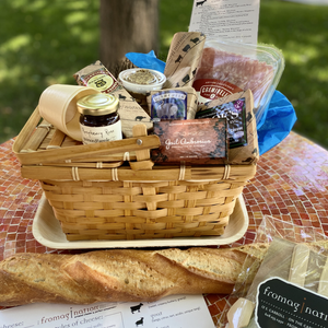 Wisconsin Picnic from Fromagination in Madison, WI