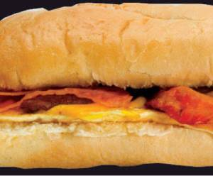 The Crew Breakfast Sandwich from Gandolfo's New York Deli - American Fork in American Fork, UT