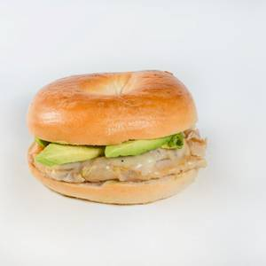 Chaz Bagel Sandwich from Gandolfo's New York Deli - Orem in Orem, UT
