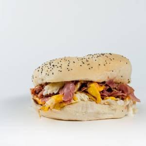 Eastport Breakfast Sandwich from Gandolfo's New York Deli - Orem in Orem, UT