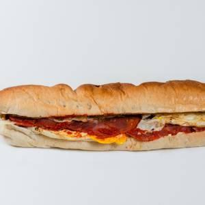 Italian Stallion Breakfast Sandwich from Gandolfo's New York Deli - Orem in Orem, UT