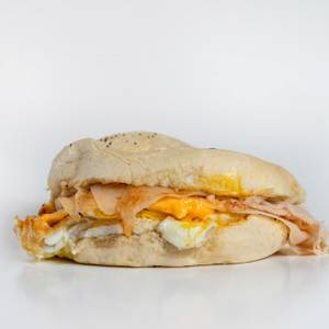 Manorville Breakfast Sandwich from Gandolfo's New York Deli - Orem in Orem, UT