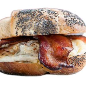 Polo Grounds Breakfast Sandwich from Gandolfo's New York Deli - Orem in Orem, UT