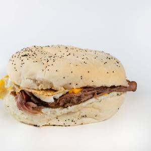 Harlem Breakfast Sandwich from Gandolfo's New York Deli - Pleasant Grove in Pleasant Grove, UT