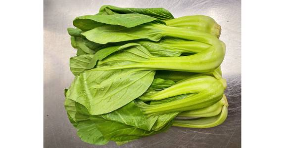 Baby Shanghai Bok Choy, lb. from Global Market in Madison, WI