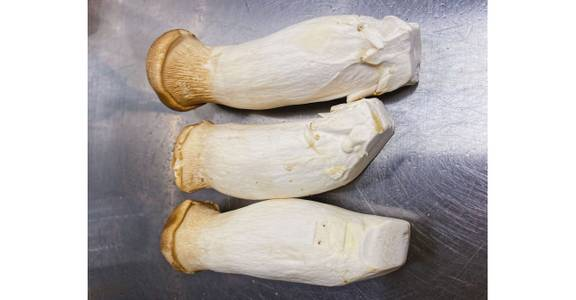 King Oyster Mushroom, lb. from Global Market in Madison, WI