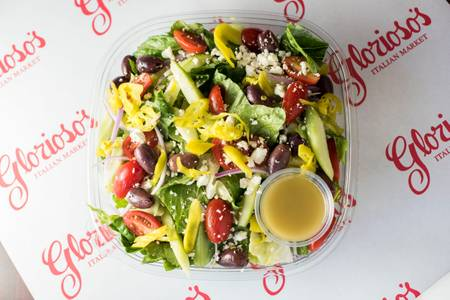 Greek Salad from Glorioso's Italian Market in Milwaukee, WI