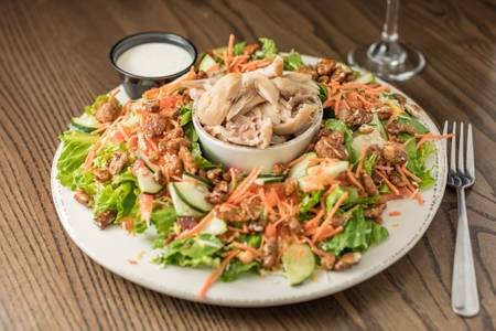 Rotisserie Chicken Salad from Grizzly's Wood-Fired Grill in Eau Claire, WI