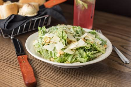 Starter Caesar Salad from Grizzly's Wood-Fired Grill in Eau Claire, WI